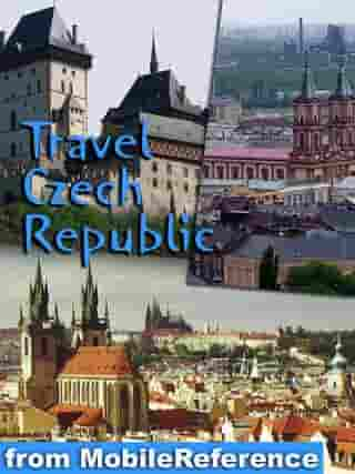 Travel Prague, Czech Republic: Illustrated City Guide, Phrasebook, And Maps (Mobi Travel)
