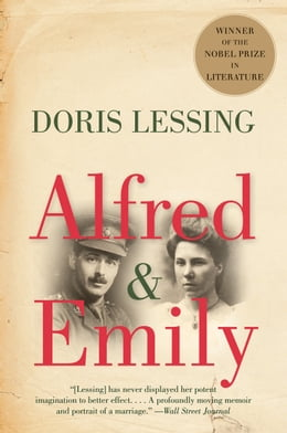 Book Alfred and Emily by Doris Lessing