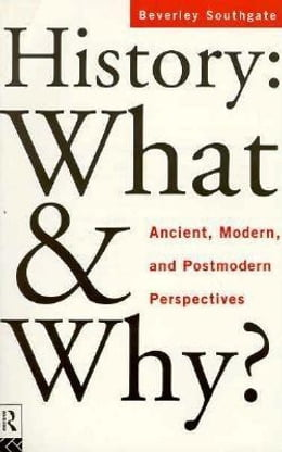 Book History: What and Why? by Southgate, Beverley
