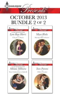 Harlequin Presents October 2013 - Bundle 2 of 2: A Facade to Shatter\Never Underestimate a…