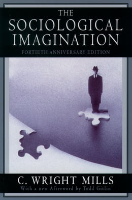 Book The Sociological Imagination by C. Wright Mills