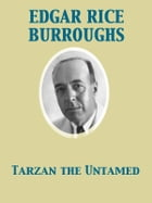 Tarzan the Untamed by Edgar Rice Burroughs