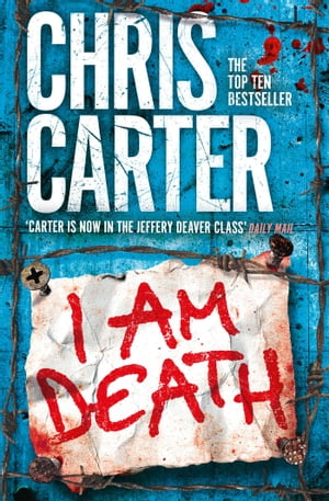I Am Death A brilliant serial killer thriller,  featuring the unstoppable Robert Hunter