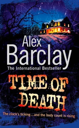 Book Time of Death by Alex Barclay
