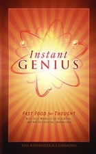 Instant Genius: Fast Food For Thought by Bathroom Readers' Institute