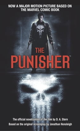 Book The Punisher by D.A. Stern