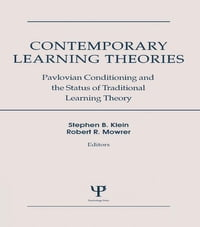 Contemporary Learning Theories: Volume II: Instrumental Conditioning Theory and the Impact of…