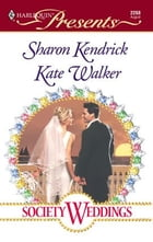 Society Weddings: Promised to the Sheikh\The Duke's Secret Wife