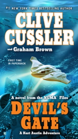 Book Devil's Gate by Clive Cussler