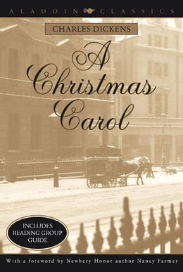 Book A Christmas Carol by Charles Dickens