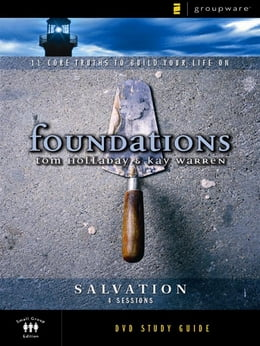 Book The Salvation Study Guide by Kay Warren,Tom Holladay