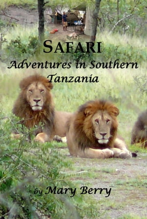 Safari Adventures in Southern Tanzania 2009 - 2012