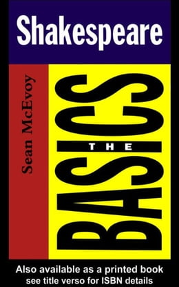 Book Shakespeare: The Basics by McEvoy, Sean
