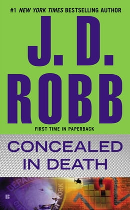 Book Concealed in Death by J. D. Robb