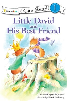 Book Little David and His Best Friend by Crystal Bowman