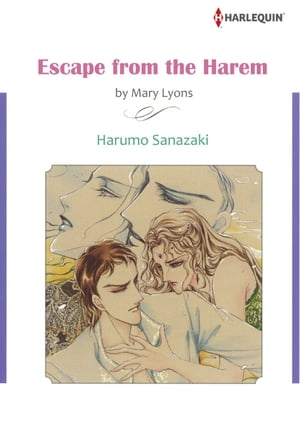 ESCAPE FROM THE HAREM (Harlequin Comics): Harlequin Comics by Mary Lyons
