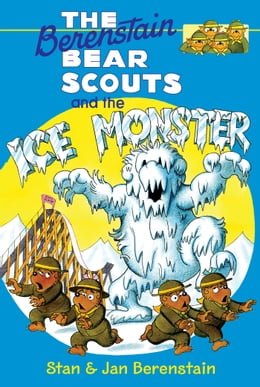 Book The Berenstain Bears Chapter Book: The Ice Monster by Stan Berenstain