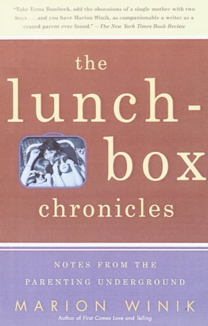 The Lunch-Box Chronicles Notes from the Parenting Underground