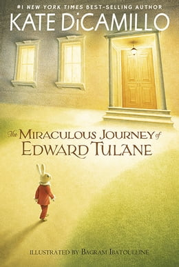 Book The Miraculous Journey of Edward Tulane by Kate DiCamillo