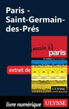 Paris - Saint-Germain-des-Prés by Yan Rioux