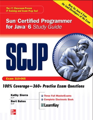 SCJP Sun Certified Programmer for Java 6 Study Guide Exam 310-065