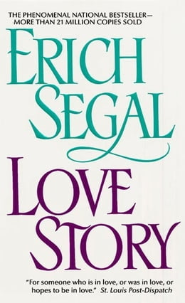 Book Love Story by Erich Segal