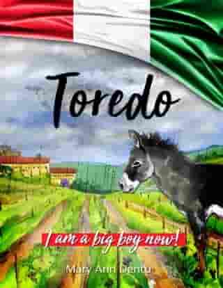Toredo: I am a big boy now!
