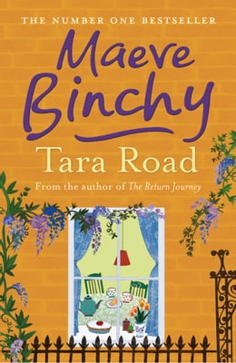 Book Tara Road by Maeve Binchy