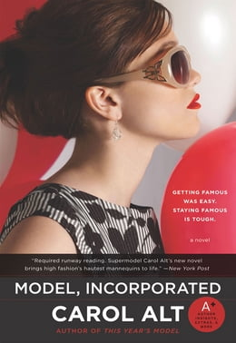 Book Model, Incorporated by Carol Alt
