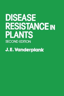 Book Disease Resistance in Plants by Vanderplank, J.E.