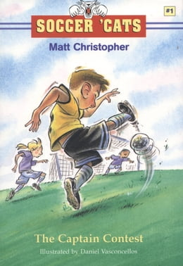 Book Soccer 'Cats #1: The Captain Contest by Matt Christopher