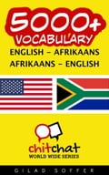 5000+ Vocabulary English - Afrikaans