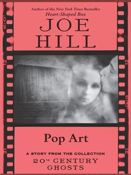 Book Pop Art by Joe Hill