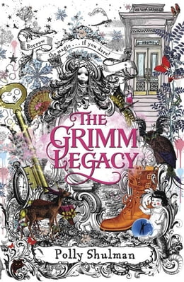 Book The Grimm Legacy by Polly Shulman