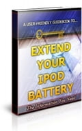 How To Extend Your Ipod Battery Life