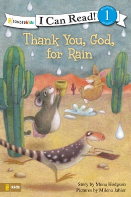 Book Thank You, God, for Rain by Mona Hodgson
