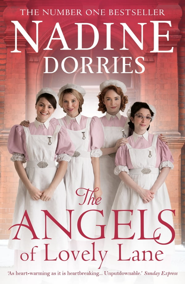 The Angels of Lovely Lane cover image