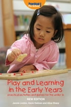 Play and Learning in the Early Years: Practical activities and games for the under 3s by Jennie Lindon