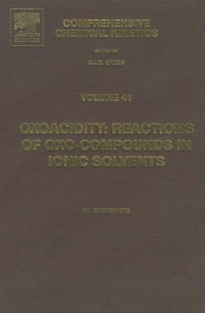 Oxoacidity: Reactions of Oxo-compounds in Ionic Solvents
