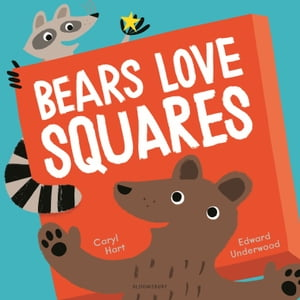 Bears Love Squares by Mrs Caryl Hart