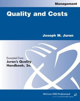 Book Quality and Costs by Juran, Joseph M.