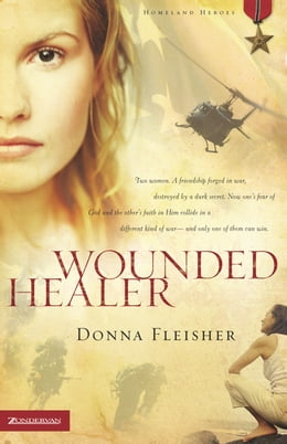Book Wounded Healer by Donna Fleisher