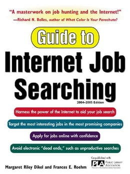 Book Guide to Internet Job Searching 2004-2005 by Dikel, Margaret