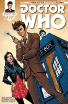 Doctor Who: The Tenth Doctor #2.8 by Nick Abadzis