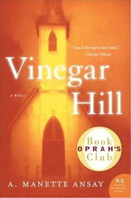 Book Vinegar Hill by A. Manette Ansay
