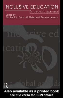 Book Inclusive Education by Hegarty, Seamus