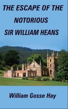 The Escape of the Notorious Sir William Heans: (And the mystery of M. Daunt) by William Gosse Hay