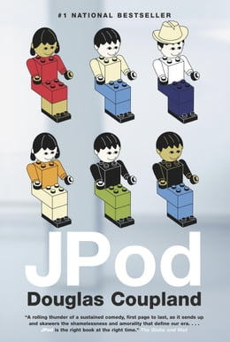Book JPod by Douglas Coupland