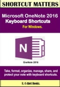 Microsoft OneNote 2016 Keyboard Shortcuts For Windows Deal
