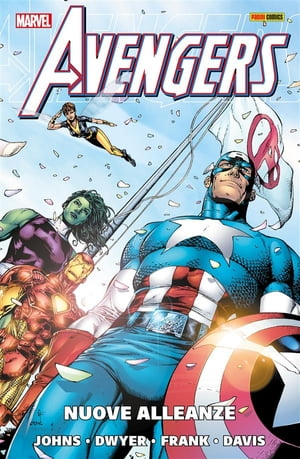 Avengers (Marvel Collection): Nuove Alleanze by Gary Frank